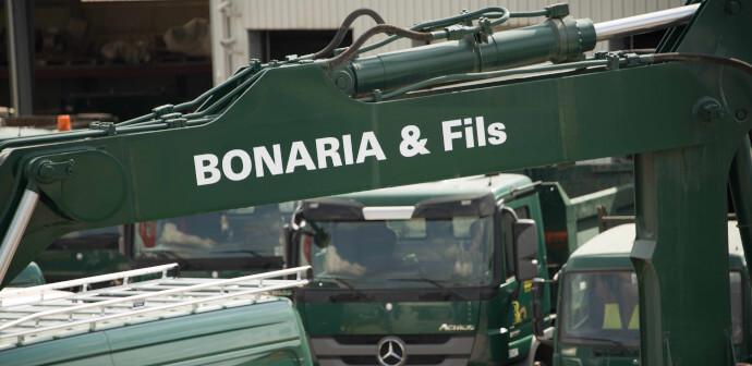 Logo Bonaria & Fils
