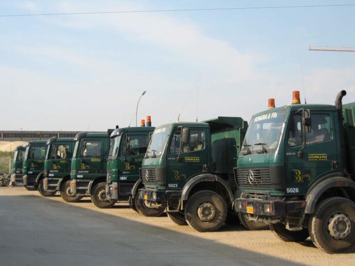 nouvelles camions Bonaria et Fils