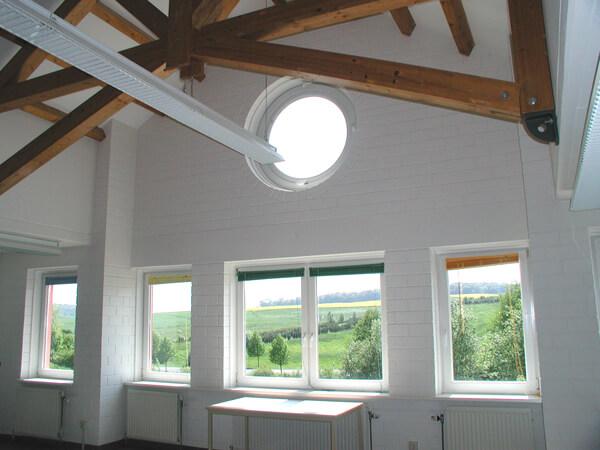 Construction fenêtre