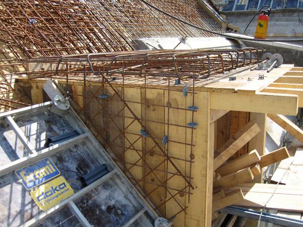 Construction provisoire