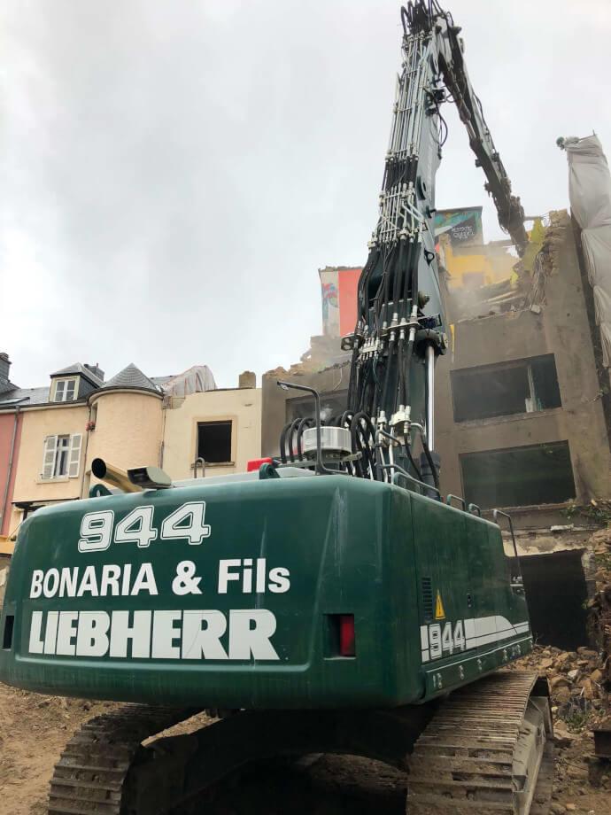 944 Bonaria&Fils